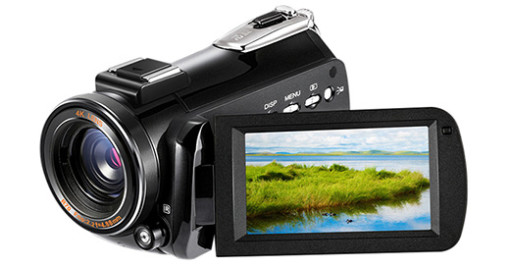 4K Digital Video Camera