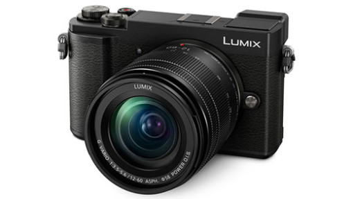 Panasonic Lumix DC-GX9 Mirrorless Micro Four Thirds Digital Camera with 12-60mm Lens